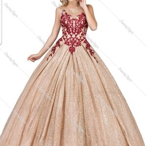 Quinceanera sweet16 birthday party prom dresses